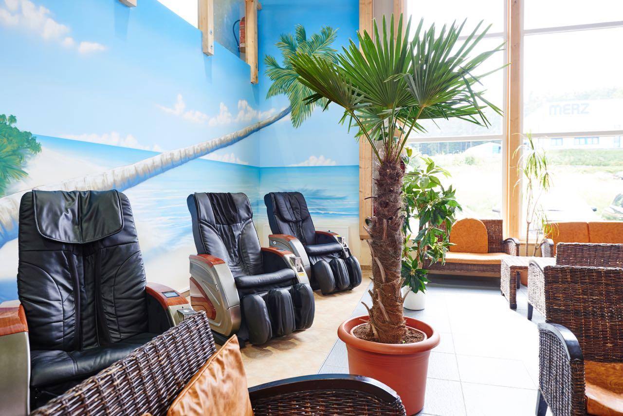 Bequeme Massagesessel zum relaxen